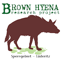 Brown Hyena Research Project